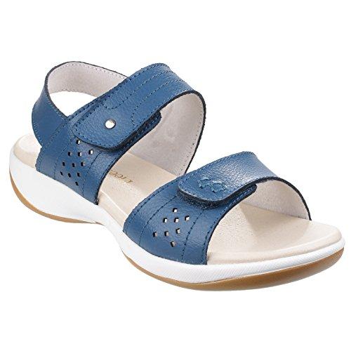 Fleet And Foster Womens/Ladies Shiraz Summer Sandals Blue 7Z4AAz5t