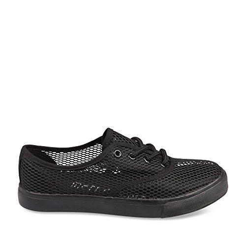 ... MERRY SCOTT , Sneaker donna nero nero ...