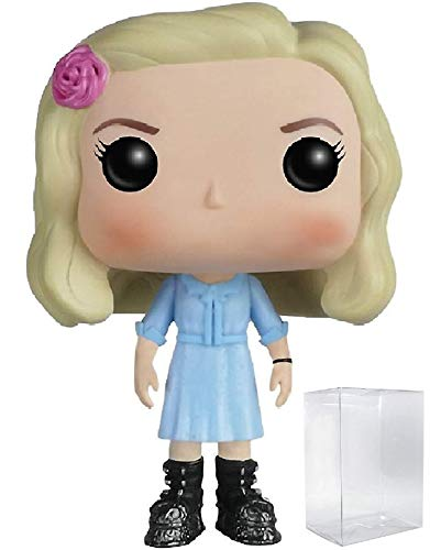 Funko Pop! Movies: Miss Peregrine's Home for Peculiar Children - Emma Bloom Vinyl Figure (Bundled with Pop BOX PROTECTOR CASE)