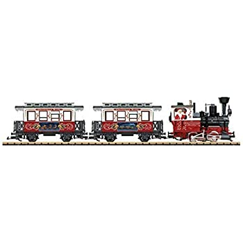 lgb 72304 christmas train starter set