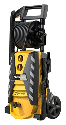 Powerplay PJR2050s PressureJet 2050s psi Annovi Reverberi Axial Pump Electric Pressure Washer by Powerplay