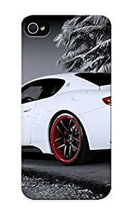 Iphone 5/5s Case Cover - Slim Fit Tpu Protector Shock Absorbent Case (maserati Granturismo)