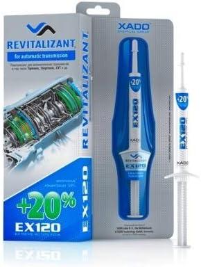 XADO EX120 aditivo para transmisiones automáticas, protege y ...