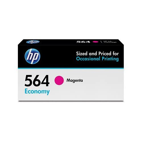 HP 564 Magenta Economy Original Ink Cartridge (B3B13AN) Ink