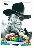 John Wayne trading card (The Duke Actor) 2011 Topps American Pie #104