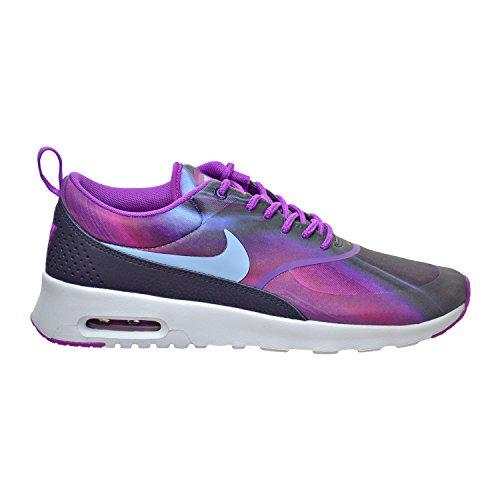 Nike Womens Air Max Thea Scarpe Da Corsa Iper Violet / Blu Cap
