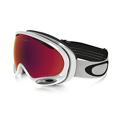 Oakley A-Frame 2.0 Goggles, Polished White, Prizm Torch Iridium, - Goggles Oakley