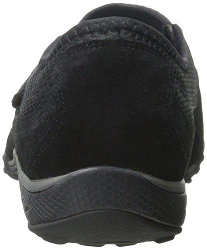Skechers Sport Women's Breathe Easy Two of A Kind Walking Shoe Black 1ZcGJyL2
