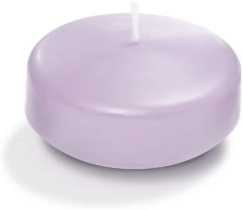 Yummi 1.75 White Floating Candles 20 per Pack