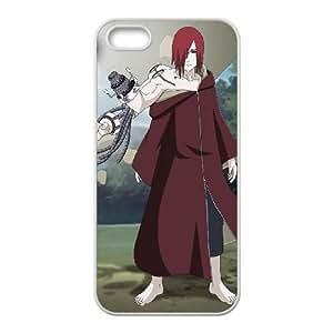 iphone5 5s White phone case Naruto Nagato Best gift for boys NOF3724309
