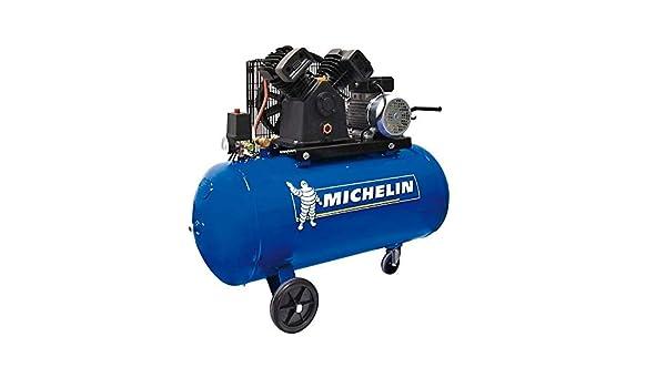 Michelin CA-VCX100 - Compresor 100 lt. - 3 HP- 10 BAR- 350 LT./MIN.: Amazon.es: Bricolaje y herramientas
