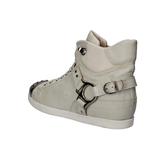 Femme P Sneakers Gris Cesare Cuir 6qaTwYO