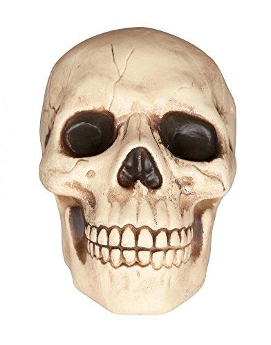 Small Skeleton Skull Halloween Decoration