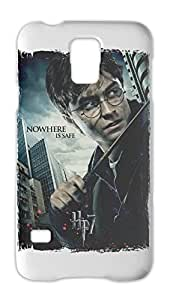 Harry poter nowhere Samsung Galaxy S5 Plastic Case