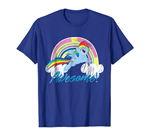 My Little Pony Awesome! With rainbow -