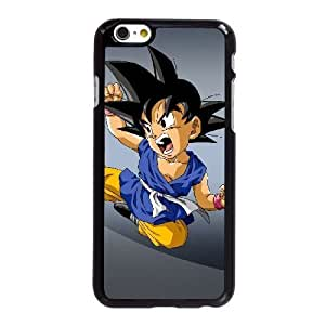 HD exquisite image for iPhone 6 4.7 inch Cell Phone Case Black kid goku dragon ball gt AMI6484549