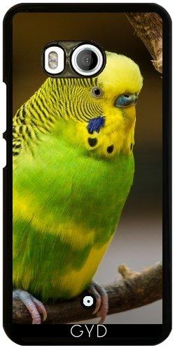 Funda para Htc U11 - Periquito Pájaro Del Loro by WonderfulDreamPicture