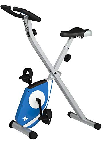 XTERRA Fitness FB150 Folding Exercise Bike, Silver by XTERRA Fitness (Image #10)