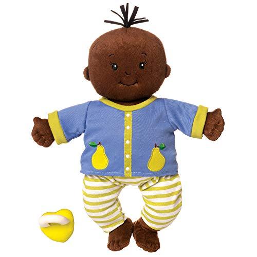Manhattan Toy Baby Stella Brown Doll 15