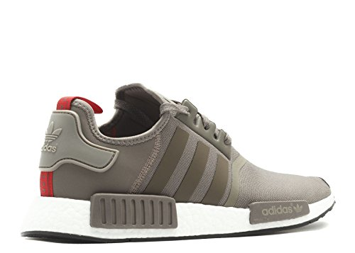 Trainers Red Brown White Mens R1 S81881 Nmd Adidas 0ZqwvIZ