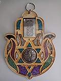 Home Blessing Semi Precious Stones Decor Plaque