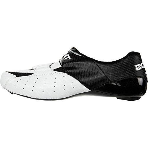 Blanc blanc cyclisme pour Cassé homme Chaussures Bont de nO0xvR0z