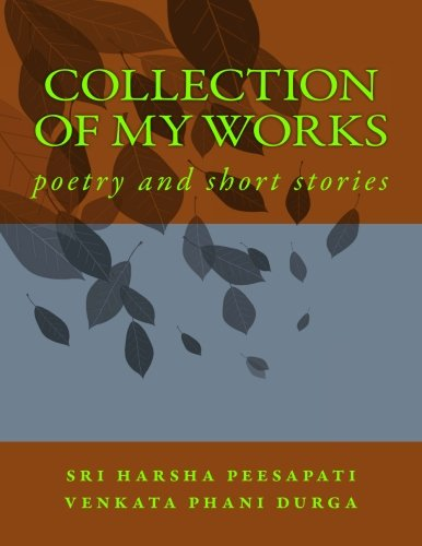 collection of my works: poetry and short stories image
