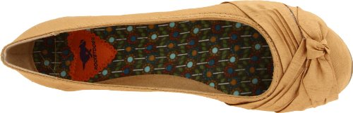 Flat Memories Butterscotch Dog Ballet Rocket Women's CqE4IXw