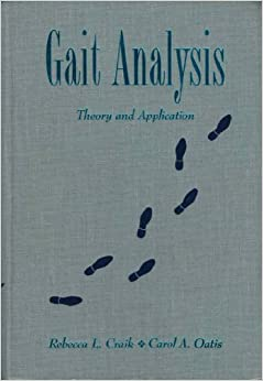 Book Gait Analysis: Theory and Application