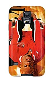 2717056K984025553 nba chicago bulls dennis rodman basketball NBA Sports & Colleges colorful Samsung Galaxy S5 cases