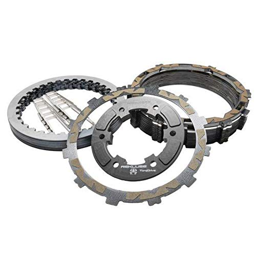 Rekluse TorqDrive Manual Clutch for Harley Davidson Twin Cam Models 1998-2016 EXCEPT Trike Models 2014-2016 and CVO Models 2013-2016 and Low Touring Models 2015-2016 ()