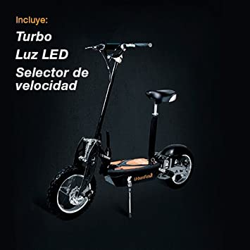 Patinete Eléctrico 1000w Urban Fox Electra: Amazon.es ...