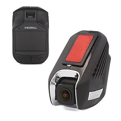 eDealMax Merrill Autorizado 2.0 FHD WiFi 1080P coche DVR Dash cámara grabadora de vídeo 2.0 LCD