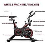 Dann-Spinning-Bike-Cyclette-Indoor-con-Supporto-per-Tablet-Bici-da-Ciclismo-Super-Mute-per-Allenamento-A-Casa-E-Cardio