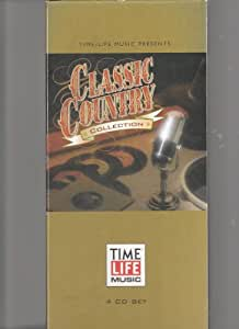 Time Life Classic Country Collection 4 Disc Set