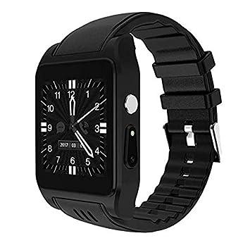 Amazon.com: AW-SJ - Reloj inteligente con pantalla táctil ...