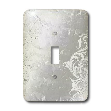 3dRose LLC lsp_40334_1 Design on Silver, Single Toggle Switch