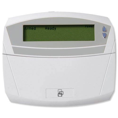 Large Lcd Fixed (Interlogix NetworX LCD Fixed English Keypad, 48 Zones (NX-1448E))