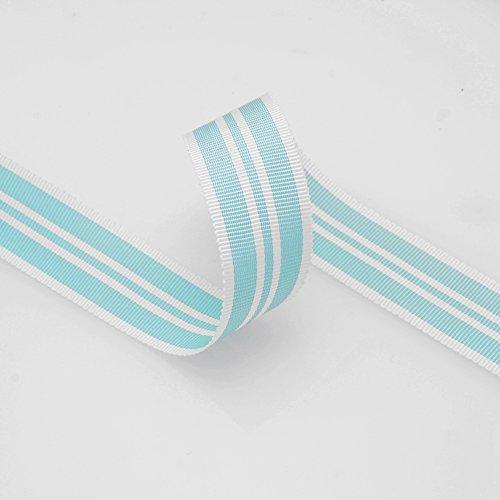 - 10-Yards Grosgrain Stripe Ribbon, 7/8