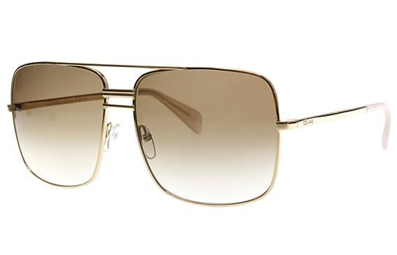 161852d3b65d Celine Sunglasses Price Usa Source · Amazon com Celine CL 41808 Sunglasses  61 mm Brown J5GXY Clothing