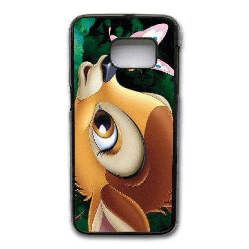 Coque,Coque Samsung Galaxy S7 Case Coque, Cover Coque iphone 5 Bambi Cover For Coque Samsung Galaxy S7 Cell Phone Case Cover Noir