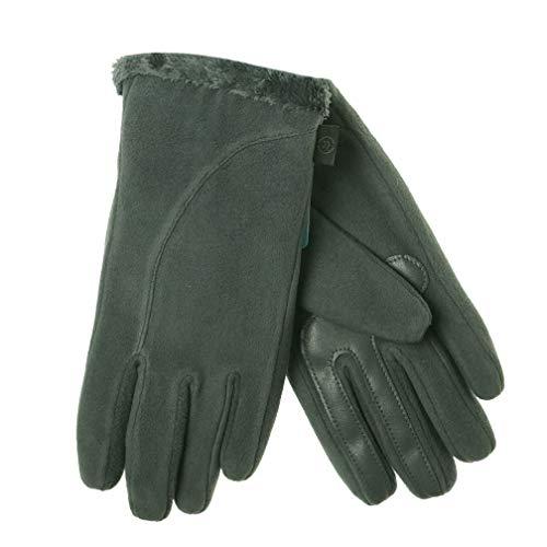 Isotoner Signature Women's smartDRI Gloves Gray One Size