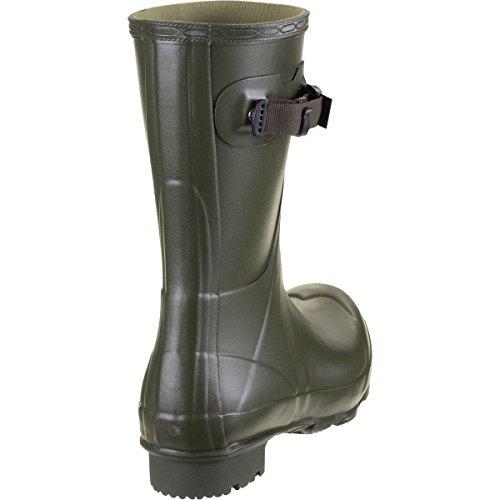Jager Boots Norris Field Short Laars - Heren Donker Olijfgroen