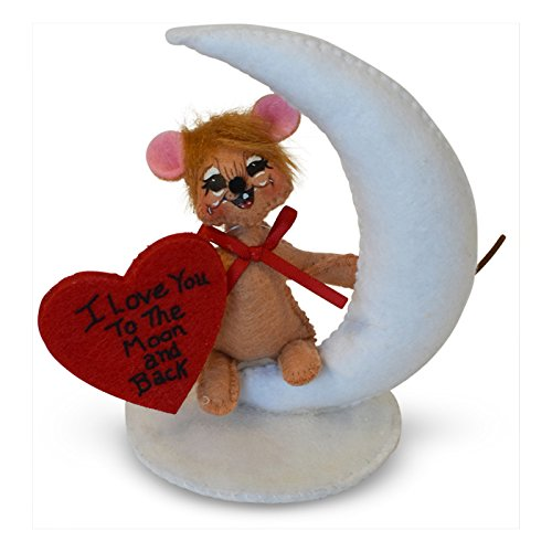 Annalee - 3in I Love You To The Moon Mouse