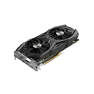 ZOTAC GeForce GTX 1070 Ti AMP EDITION 8GB GDDR5 256-bit Gaming Graphics Card IceStorm Cooling, Metal Backplate, Spectra…