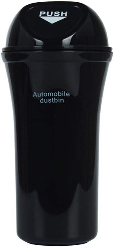 Mini Auto Car Dustbin Rubbish Trash Can Plastic Garbage Case Bin Storage Box