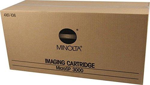Konica Minolta Minolta Black Toner Cartridge for SP 2000 and SP 3000 Printers 4161-106 106 Black Toner Cartridge