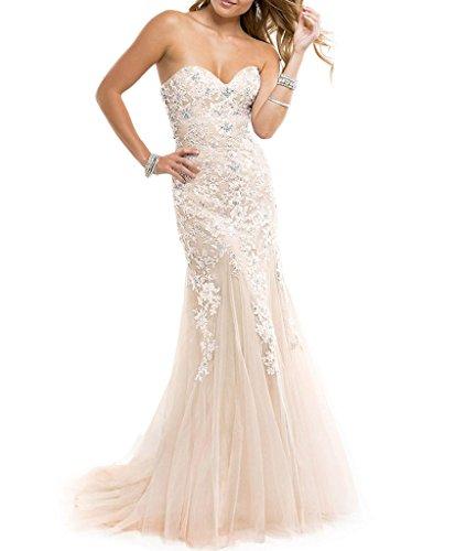 Tulle Mermaid Dress - 7