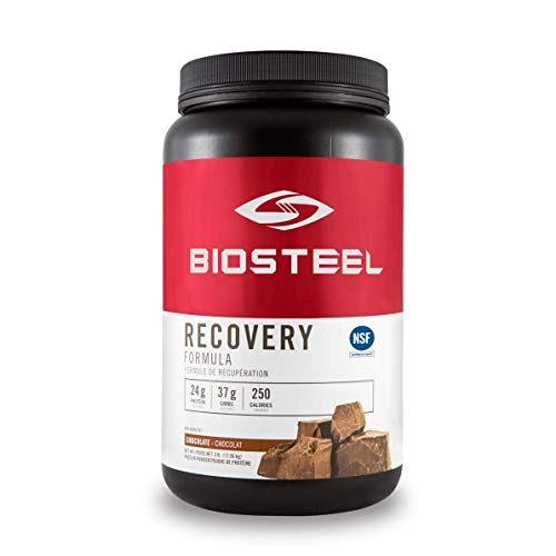 BioSteel Advanced Recovery Formula – Chocolate – 1224 Grams