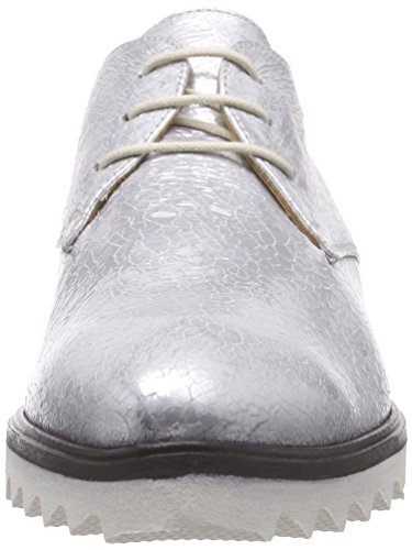 Mujer C320 Derby Objects in Zapatos Plata Mirror wanqq4FxfX